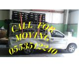 Rent For Pickup In Moving Service|0553512240