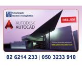 Autocad 2D and 3D Course Training