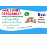BEST HOME MOVERS AND PACKERS 0589028617