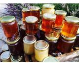 All kind of bee honey from all over the world