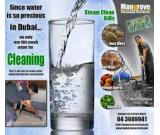 Deep/steam cleaning Services in Dubai-Move-in/out