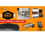 OFFICE FURNITURE IN SAUDI ARABIA – SUMMER SPECIAL OFFER