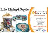 Edible Icing or Fabric For Printing or Supply