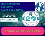 Hani IT Security Solutions - SIRA Approved Company in Dubai