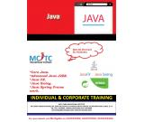 Advanced Java Programming training course, Java J2EE, Java FX, Java Swing &Spring.
