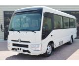 TOYOTA COASTER 29 SEATED BUS FOR RENT