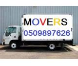 BUR DUBAI HOUSE MOVERS AND REMOVALS SERVICE 0509897626