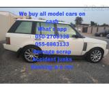 SALE CARS 050 2708338- WE BUYING ANY PROBLEM ANY CONDITION RUNNING NON DAMAGE JUNKS BURN