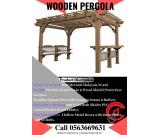 Smart Wooden Pergola & shading | Dubai | Best Deals
