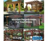 Wooden Pergola Manufacturer in Dubai With Lots Of Ideas