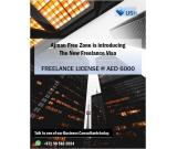 Start your dream business by getting a Freelance License in Ajman Freezone!
