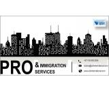 PRO & IMMIGRATION SERVICES