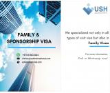 TOURIST, FAMILY & SPONSORSHIP VISA SERVICES IN UAE