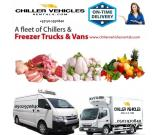Chiller Truck renting out,call us 0502970840