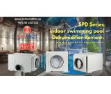 Dehumidifier for swimming pool. Swimming pool Dehumidifier