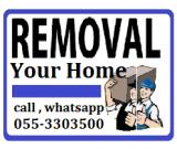 Rehmat movers packers LLC 0553303500