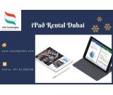iPad Rental Dubai at VRS Technologies LLC