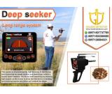 Deep Seeker gold detector