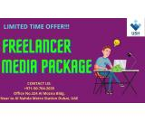 Sharjah Media City Freelancer Media Package