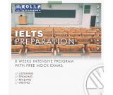 IELTS PREPARATION WITH GRAMMAR CLASSES ONLINE/ CLASSROOM IN SHARJAH AND AJMAN - ROLLA ACADEMY