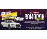SPECIAL RAMADAN OFFER UP TO 50% OFF AL EMAD RENT A CAR CONTACT +971 52 413 6205