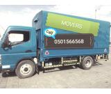0501566568 Movers Rent a Truck  in Downtown Dubai