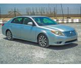 Toyota Avalon full option 2011 silver colour for sale
