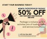 Business Registration for 50% Off! AED 5,750  #971547042037