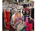 wholesale of branded ready made garments
