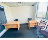 Modern Well Furnished Offices With Complete Amenities