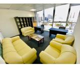 Excellent Fully Furnished  office space With Free MAF