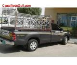 sports city pickup for rent 0553432478 mr.haider