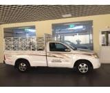 1 Ton Pickup Rental In Silicon Oasis 0553450037