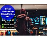 New Dubai Visa Inside the country with Change status