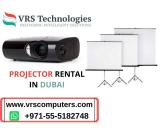 Projector Rental In Dubai For Corporate Events