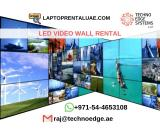 Best Video Wall Rental Dubai At Affordable Price