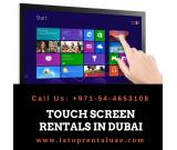 Led Touch Screen For Rent | Techno Edge Systems Llc
