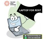Laptops For Rent Providing By Laptop Rental UAE