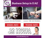 Choose one of our Packages and Setup your Business.