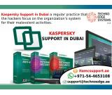 Kaspersky Support in Dubai by ITAMCSupport