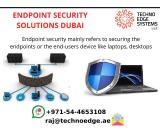 Endpoint Security Systems Dubai keep the network security intact