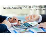 Accounting Management course with special offer 0503250097