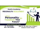 Personality Development Coaching with Special offer Call 0503250097