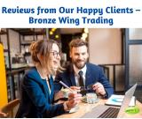 Bronze Wing Trading – Happy Clients