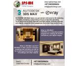 GET QUALITY TRAINING ON #3DS #MAX WITH #V-RAY +971563289424