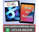 Hire iPad Pro is Better for Business in Dubai?