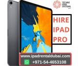 Hire Ipad Pro In Dubai Have Proved to Benefit Entrepreneurs