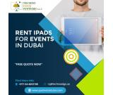 Tablets & iPads For Rental in Dubai for Multiple Uses