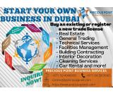Complete Business Setup Services (All Activities)