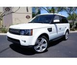 2012 Land Rover Range Rover HSE LUX Luxury